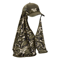 Cobra Flex Cool Off CAMO Shade Long