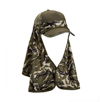 Cobra Flex Cool Off CAMO Shade Short