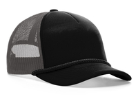 Image Richardson 5 Panel Low Profile Foamie Trucker