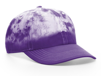 Richardson 6 Panel Hand Dipped Tie-Dye Fashion Cap