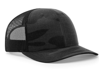 Image Richardson 6 Panel Multicam Trucker Cap