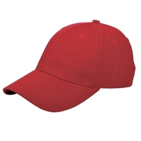 Image Mega 6 Panel Structured 100% Organic Cotton Cap
