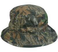 Outdoor Camo Essentials Cotton/Polyester Twill Bucket