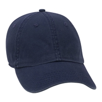 Image Otto Comfy Fit Garment Washed Stretchable Cotton Twill Dads Hat