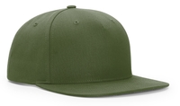 5 Panel Pinch Front Structured Snapback