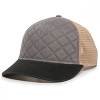 Image Outdoor Quilted Foam Mesh Back
