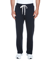 J America Adult Premium Open Bottom Fleece Pant