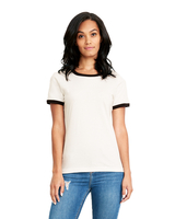Next Level Ladies Ringer T-Shirt