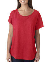 Next Level Ladies Triblend Dolman