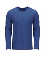 Next Level Mens Triblend Long-Sleeve Crew