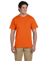 Jerzees Adult 5.6 oz. DRI-POWER ACT Pocket TShirt