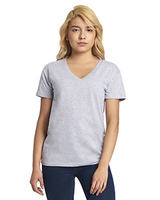 Next Level Ladies Relaxed V-Neck T-Shirt