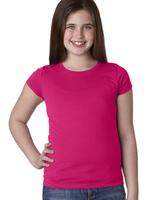 Image Next Level Youth Girls Princess T-Shirt