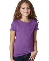 Next Level Youth Princess CVC T-Shirt