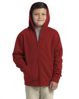 Next Level Youth Zip Hoody