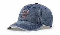Richardson Snow Washed Denim Relaxed Dad Hat