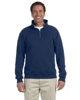 Jerzees Adult 9.5 oz. Super Sweats® Nu-Blend® Fleece Quarter-Zip Pullove
