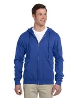 Jerzees Adult 8 oz. Nu-Blend® Fleece Full-Zip Hood