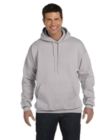 Hanes Adult 9.7 oz. Ultimate Cotton® 90/10 Pull-over Hood
