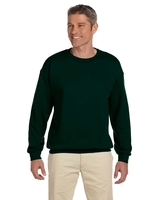 Hanes Adult 9.7oz., Ultimate Cotton 90/10 Fleece Crew