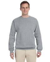 Image Jerzees Adult 8 Ounce NuBlend® Fleece Crew