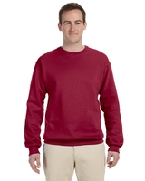 Jerzees Adult 8 Ounce Nu-Blend Fleece Crew