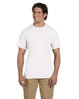Gildan Adult 5.5 oz., 50/50 Pocket T-Shirt