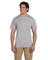 Gildan Adult 5.5 oz., 50/50 Pocket Tee Shirt