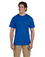 Gildan Adult 5.5 Ounce 50/50 Pocket T-Shirt