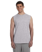 Gildan Adult Ultra Cotton 6oz., Sleeveless T-Shirt
