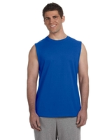 Image Gildan Adult Ultra Cotton® 6 Ounce Sleeveless T-Shirt