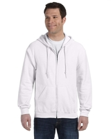 Image Gildan Adult Heavy Blend™ Adult 8 oz., 50/50 Full-Zip Hood