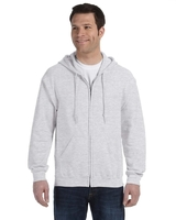 Gildan Adult Heavy Blend 8 oz., 50/50 Full-Zip Hood