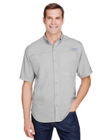Image Columbia Mens Tamiami™ II Short-Sleeve Shirt