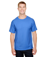 A4 Adult Topflight Heather Performance T-Shirt
