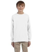 Jerzees Youth 5.6 oz. DRI-POWER ACTIVE Long Sleeve T-Shirt