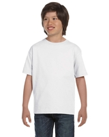 Image Hanes Youth 6.1 oz. Beefy-T®