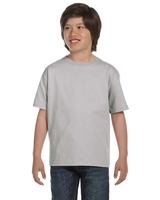 Hanes Youth 5.2 oz. ComfortSoft® Cotton Tee-Shirt