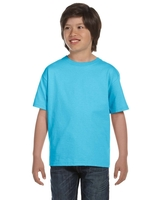 Hanes Youth 5.2 oz., ComfortSoft® Cotton T/Shirt