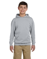 Image Jerzees Youth 8 oz. Nu-Blend Fleece Pullover Hood
