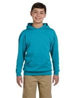 Jerzees Youth 8oz., NuBlend® Fleece Pullover Hood