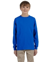 Gildan Youth Ultra Cotton 6oz., Long Sleeve T-Shirt