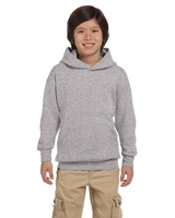 Hanes Youth 7.8 oz. Eco Smart 50/50 Pullover Hood