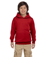 Hanes Youth 7.8oz., Eco-Smart 50/50 Pullover Hood