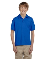 Gildan Youth 6oz., 50/50 Jersey Polo