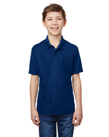 Gildan Performance Youth 5.6 oz., Double Pique Polo