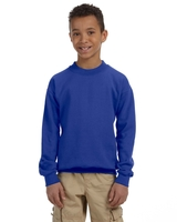 Gildan Youth Heavy Blend™ 8 oz., 50-50 Fleece Crew
