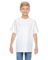 Hanes Youth 4.5 oz., 100% Ringspun Cotton Nano-T® T-Shirt