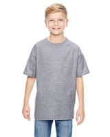 Hanes Youth 4.5 oz., 100% Ringspun Cotton Nano-T® T/Shirt