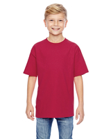 Hanes Youth 4.5 oz., 100% Ring-spun Cotton Nano-T® T-Shirt